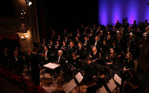Frühjahrskonzert der Audi Bläserphilharmonie