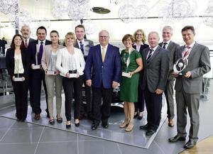 Audi verleiht Präventionspreis für Engagement im Arbeitsschutz
