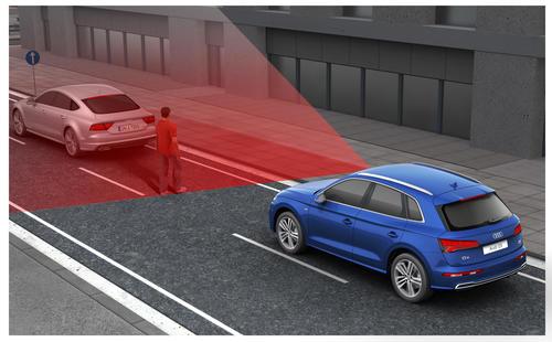 Audi pre sense city