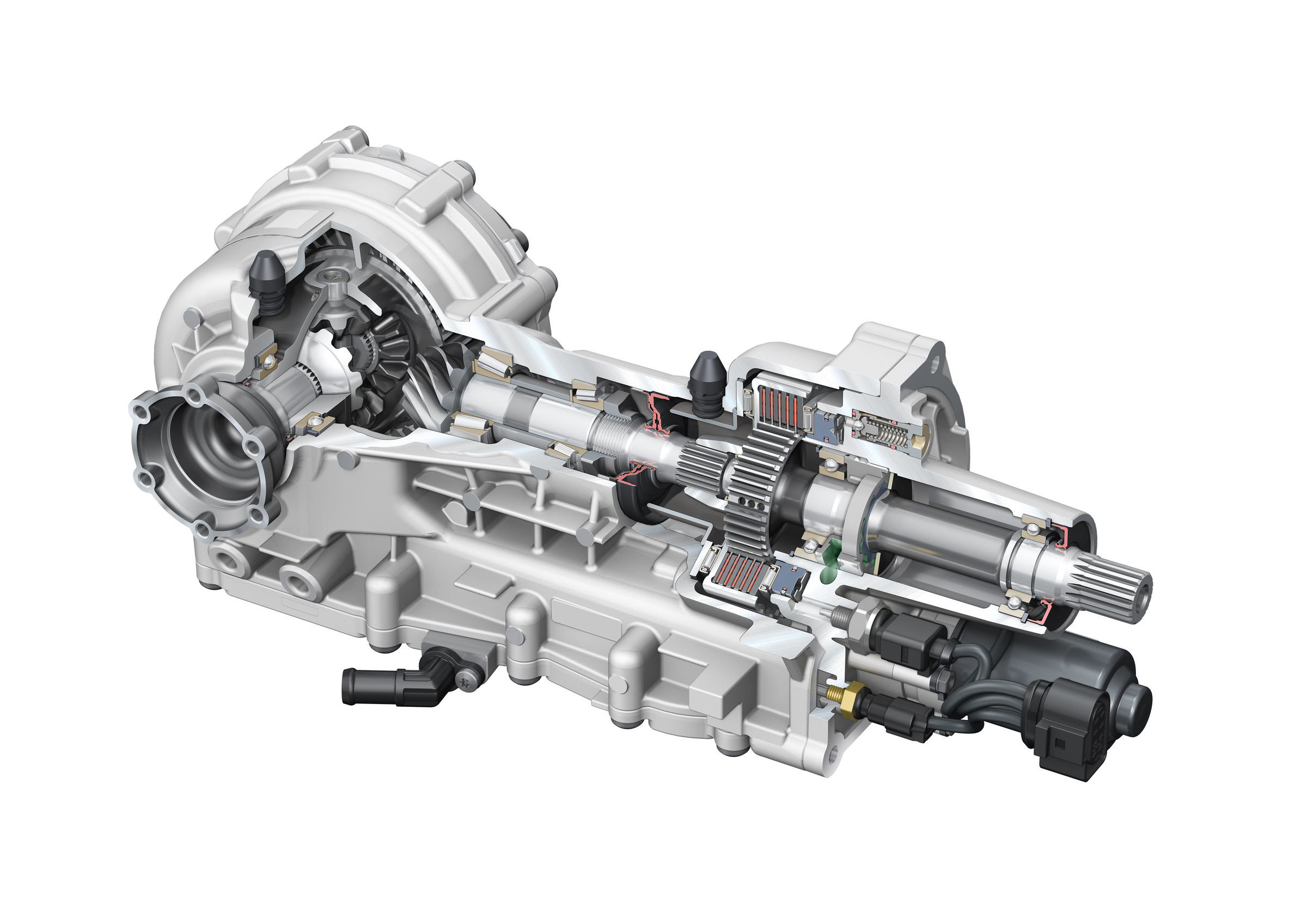 Drive System Audi Mediacenter Best Method For Controlling How A Motor Stops Maximizes Machine R8 Coup