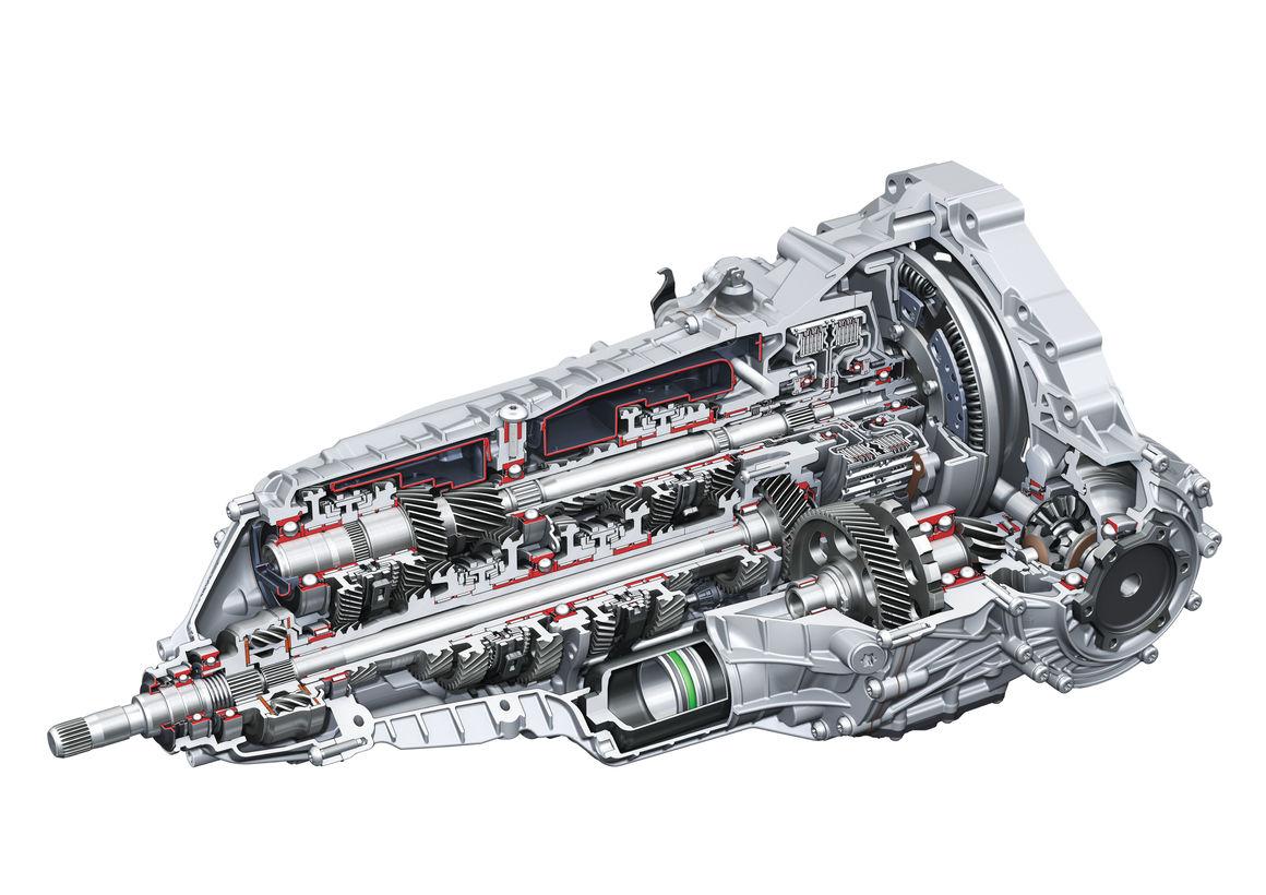 S tronic dual-clutch transmission | Audi MediaCenter