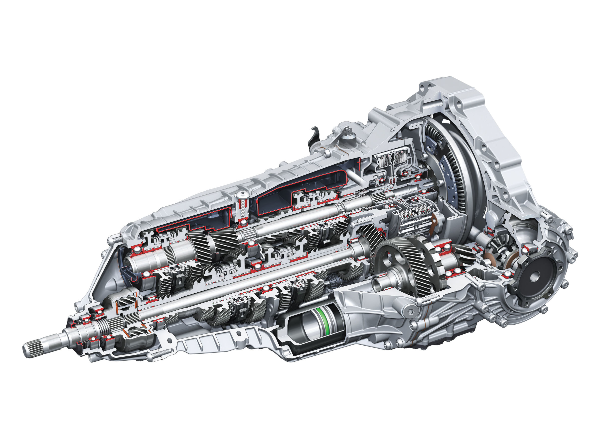 Drive System Audi Mediacenter It Was An Hydraulically Controlled Rear Wheel Transmission S Tronic Dual Clutch