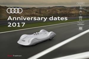 Anniversary dates 2017