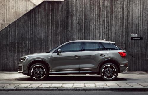 Gold für Audi Q2 beim German Design Award