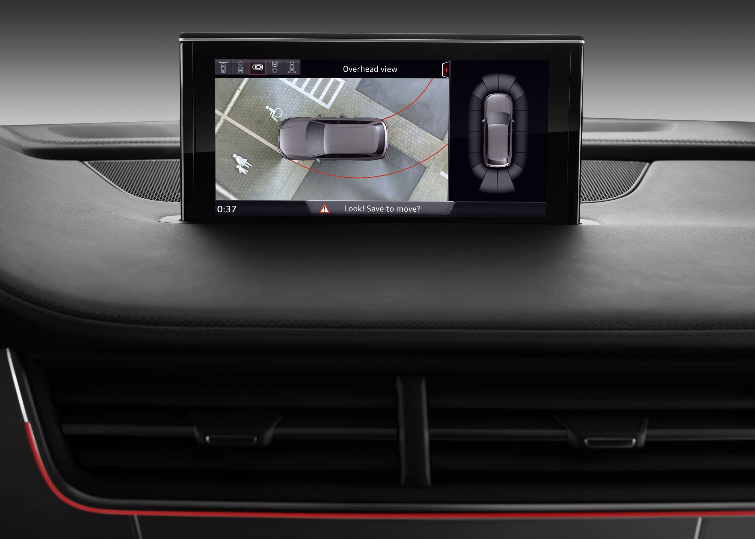 Driver assistance systems | Audi MediaCenter