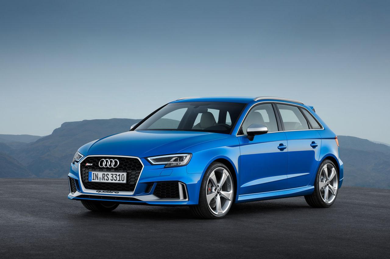 Audi Rs 3 Sportback 2017 Audi Mediacenter