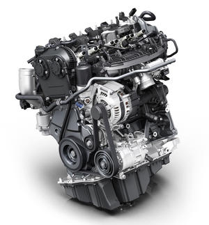 2.0 TFSI with 140 kW (190 hp)