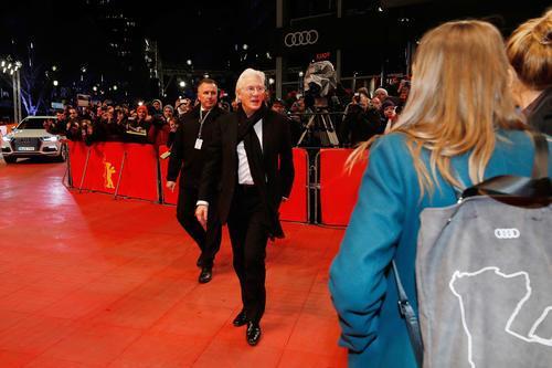 """Audi auf der 67. Berlinale: Vorfahrt zur Premiere von  """"The Dinner"""""""
