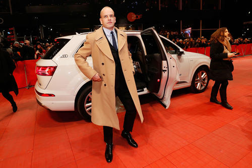 "Audi at the 67th Berlinale: Arrivals ""T2 Trainspotting"" Premiere"