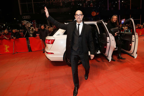 "Audi at the 67th Berlinale: Arrivals ""Final Portrait"" Premiere"