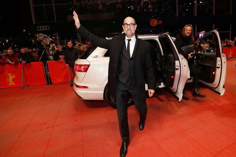 """Audi at the 67th Berlinale: Arrivals """"Final Portrait"""" Premiere"""