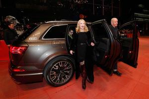 """Audi auf der 67. Berlinale: Vorfahrt zur Premiere von """"Final Portrait"""""""