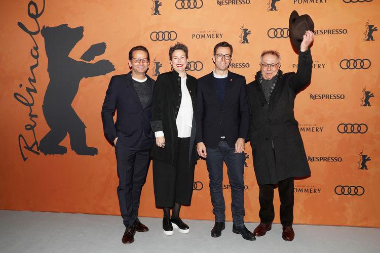 Audi at the 67th Berlinale: Audi Berlinale Brunch