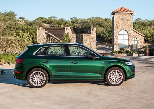 Audi mit weiterem Absatzwachstum in Europa und Nordamerika