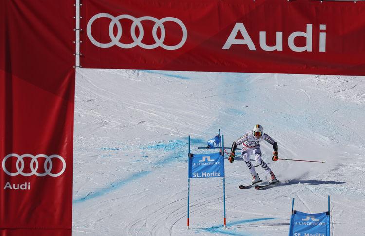 FIS Alpine Ski-WM St. Moritz 2017