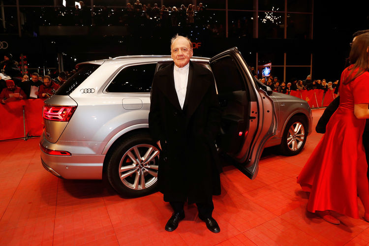 """Audi at the 67th Berlinale: Arrivals """"The Party"""" Premiere"""