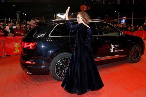 """Audi auf der 67. Berlinale: Vorfahrt zur Premiere von  """"The Party"""""""
