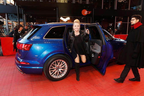 "Audi at the 67th Berlinale: Arrivals ""The Other Side of Hope""  Premiere"