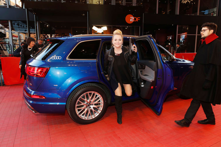 """Audi at the 67th Berlinale: Arrivals """"The Other Side of Hope""""  Premiere"""