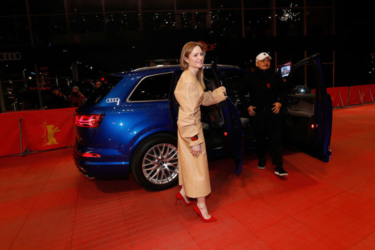 """Audi at the 67th Berlinale: Arrivals """"Beuys""""  Premiere"""