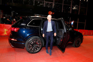 "Audi at the 67th Berlinale: Arrivals ""Beuys""  Premiere"