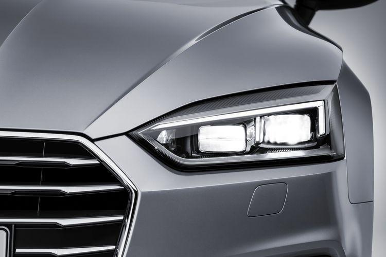 (HD) Matrix LED headlights