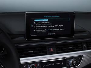 Audi MMI Navigation