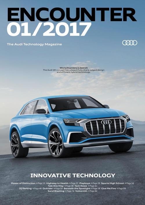 Encounter - The Technology Magazine 01/17