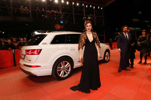 "Audi at the 67th Berlinale: Arrivals ""The Bar"" Premiere"