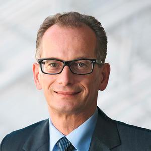 Bernd Hoffmann, Vice President of Sales Strategy/Retail Business Development