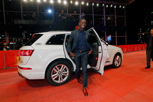 """Audi at the 67th Berlinale: Arrivals """"Joaquim"""" Premiere"""
