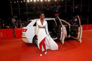 "Audi at the 67th Berlinale: Arrivals ""Joaquim"" Premiere"