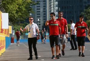 FIA Formel E 2016/2017, Buenos Aires