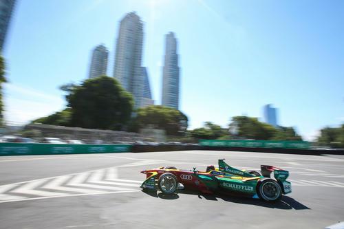 FIA Formula E 2016/2017, Buenos Aires