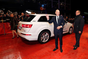 "Audi at the 67th Berlinale: Arrivals ""Logan"" Premiere"