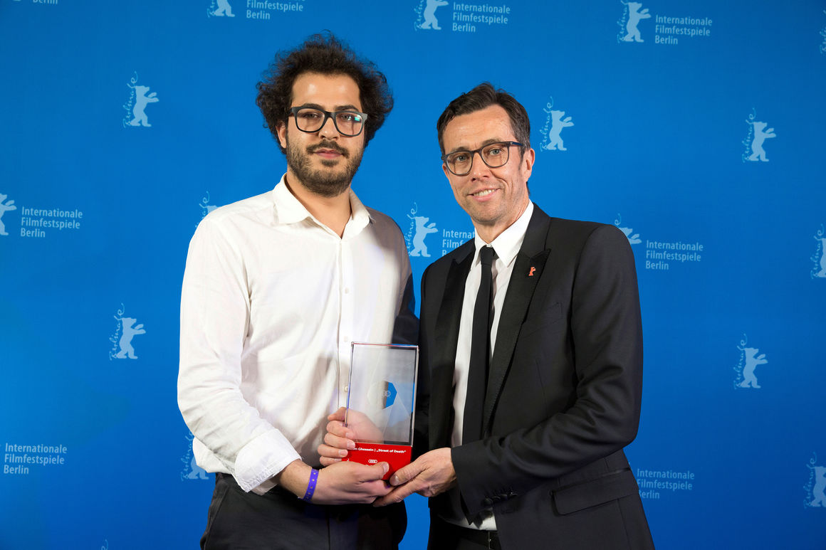 Audi Short Film Award goes to Lebanese director Karam Ghossein