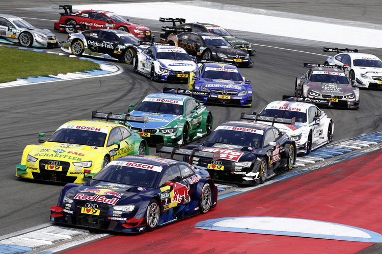 Quotes after the race at Hockenheim