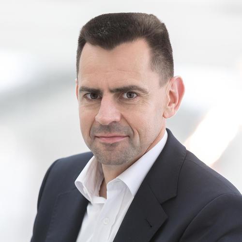 Martin Sander, Leiter Vertrieb Europa