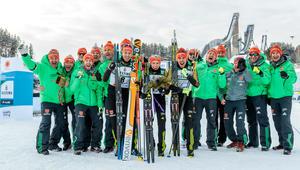 FIS Nordische Ski-WM Lahti 2017