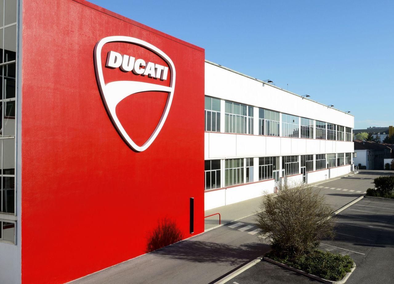 Hauptsitz von Ducati