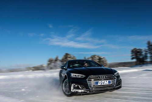 DTM Ice Challenge 2017