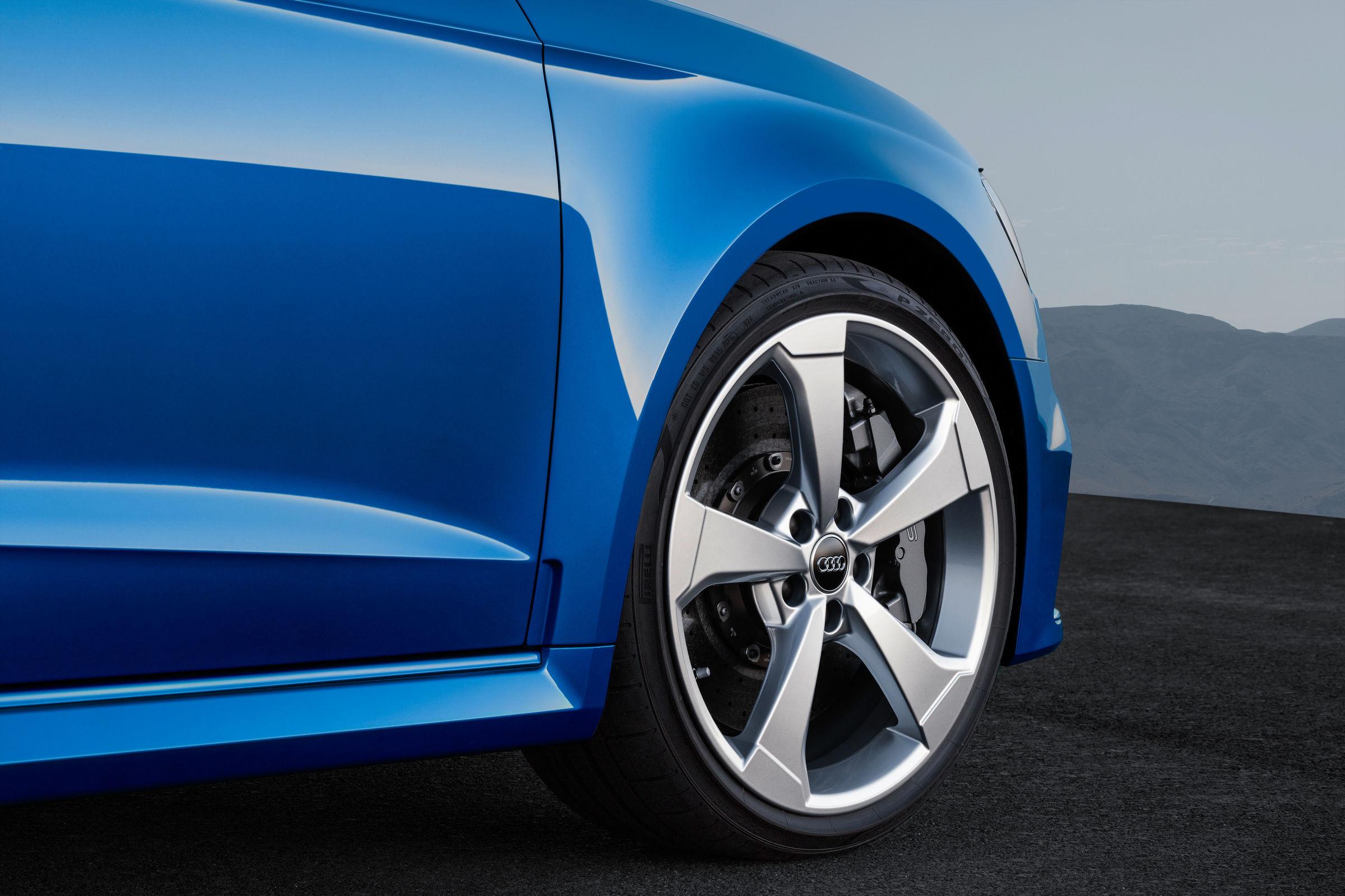 Das fahrwerk audi mediacenter for Audi rs3 scheda tecnica
