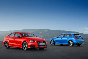Audi RS 3 Limousine, Audi RS 3 Sportback