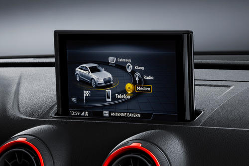 Infotainment and Audi connect | Audi MediaCenter
