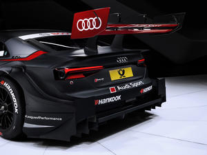 The new Audi RS 5 DTM