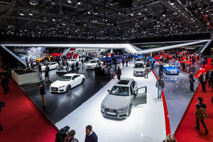 87th Geneva International Motor Show 2017