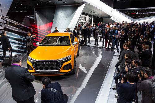 87. Internationaler Automobil-Salon Genf 2017