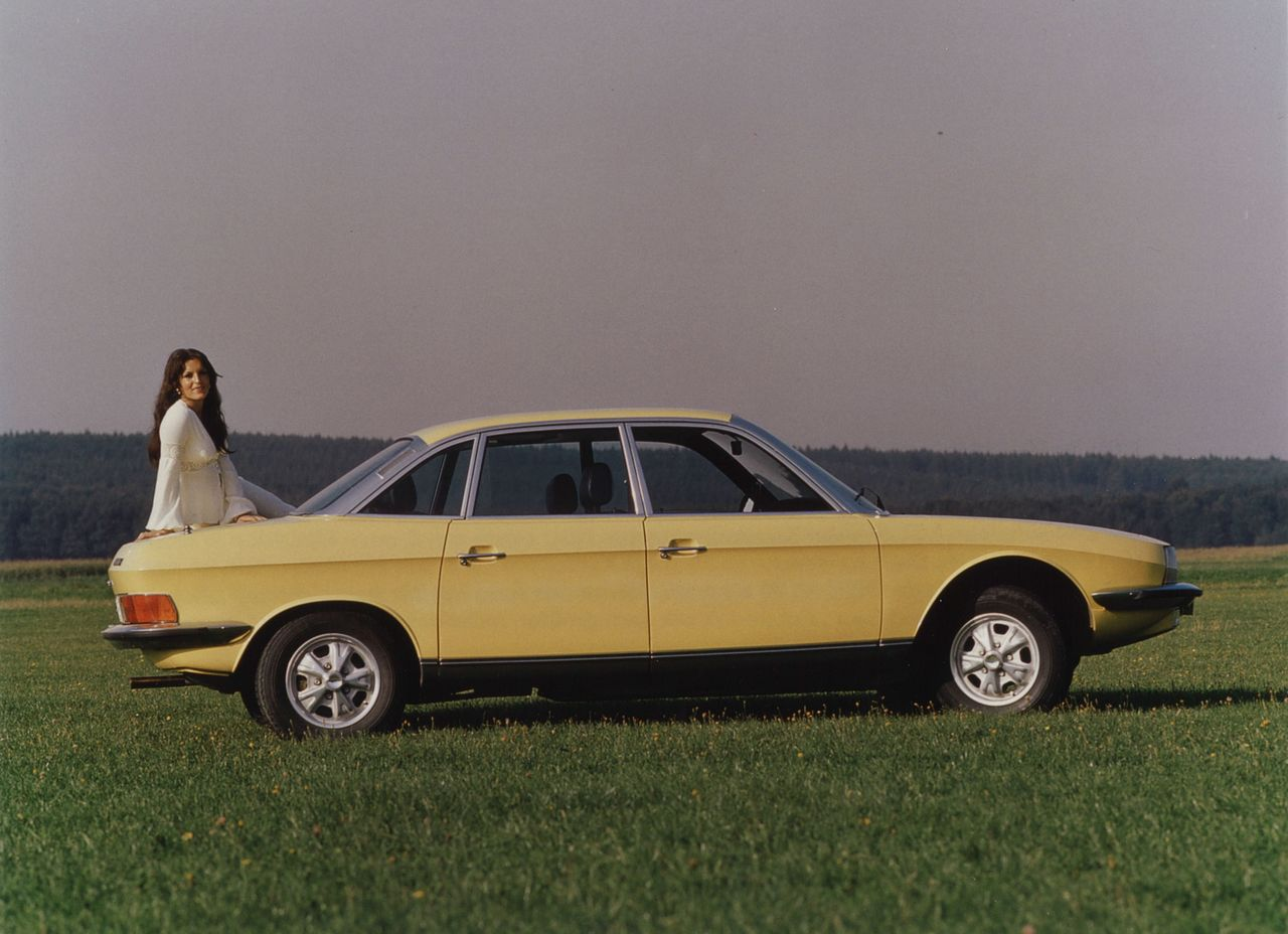 Audi Tradition reist mit Design-Meilenstein  zur Techno Classica
