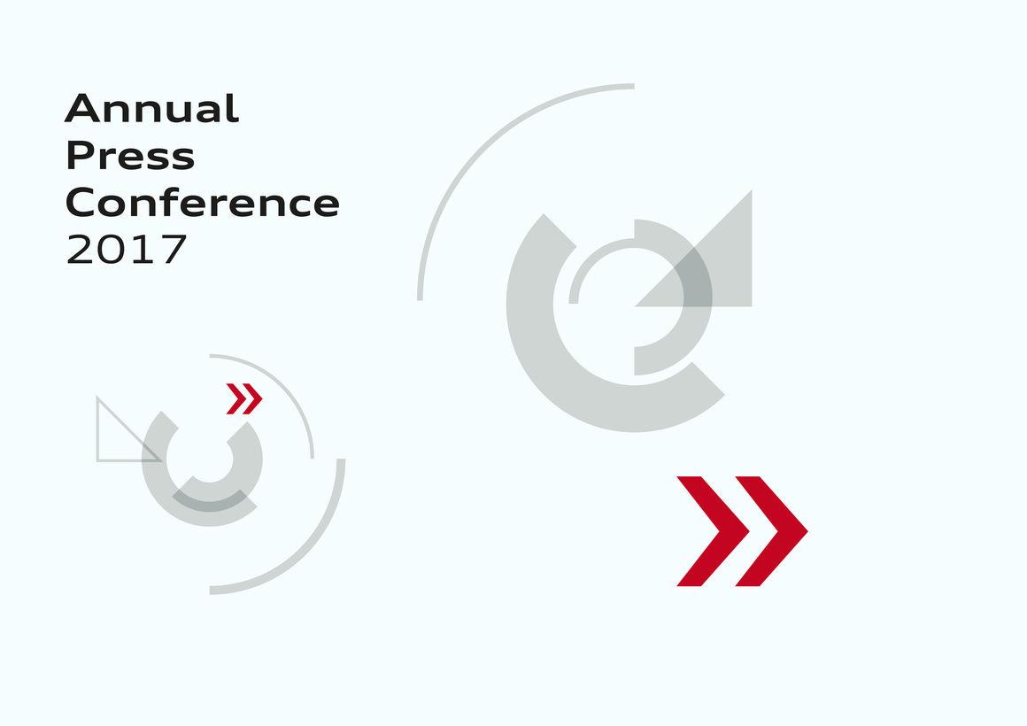 Audi Annual Press Conference 2017