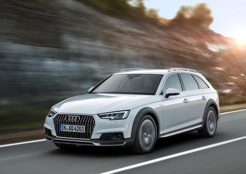 Audi-Absatz im Februar leicht unter Vorjahr
